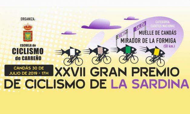 Inscripciones abiertas para el XXVII Gran Premio La Sardina de Candás (Campeonato de Asturias Féminas Cadetes y Juniors)