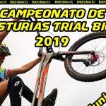 Este domingo se disputa el Campeonato de Asturias Trial Bici 2019
