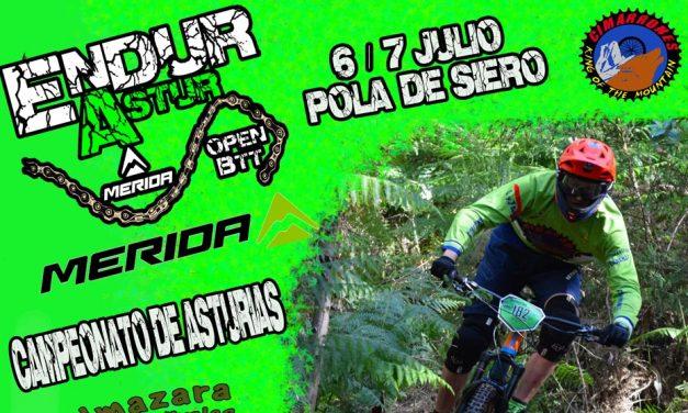 El 7 de Julio se disputa el Campeonato de Asturias de Enduro en Pola de Siero