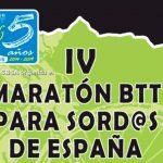 Se acerca el IV Maratón BTT Sord@s España