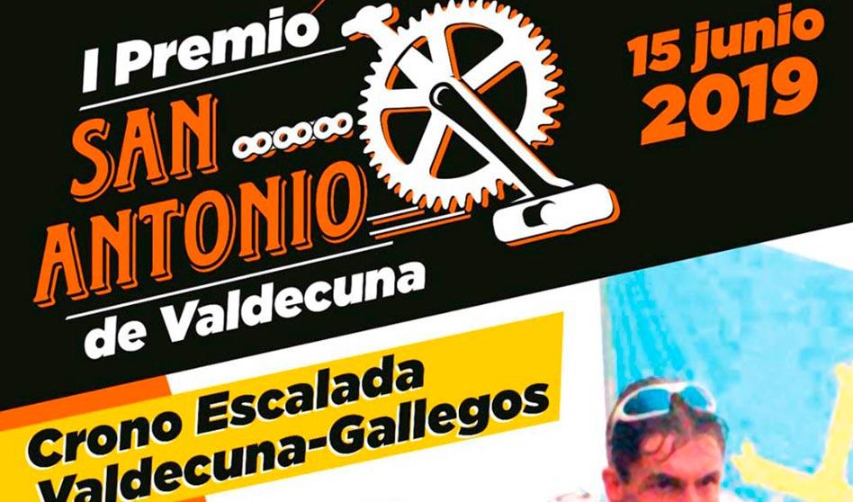 Orden de salida para el Campeonato de Asturias de Cronoescalada (Cadetes y Junior)