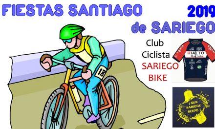 Ya os podéis inscribir en el II Trofeo Escuelas Santiago de Sariego (sábado, 27 julio)