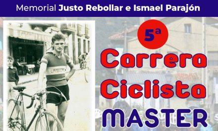 Inscripciones para la V Carrera Máster Santiago de Sariego (Memorial Justo Rebollar e Ismael Parajón)