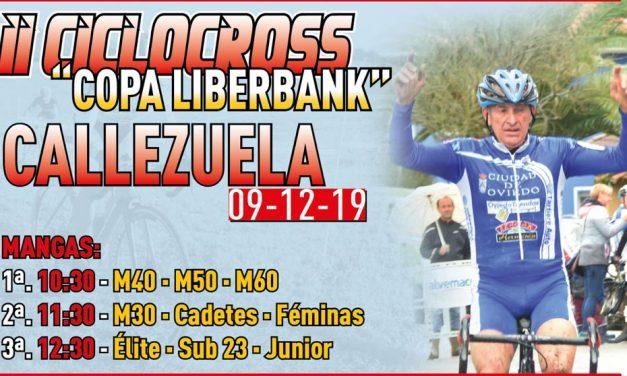 Inscripciones abiertas para el II Ciclocross Callezuela en Illas