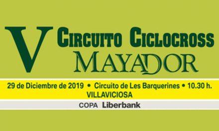 Inscripciones abiertas para el V Circuito Ciclocross Mayador (domingo 29 diciembre, Villaviciosa)