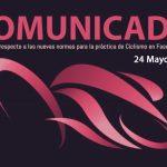 Comunicado de la Real Federación Española de Ciclismo y sus Federaciones Autonómicas respecto a las nuevas normas para la práctica de Ciclismo en Fase 1 y Fase 2