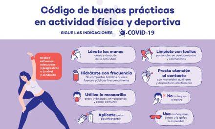 Código de buenas prácticas en actividad física y deportiva (Deporte Asturiano)