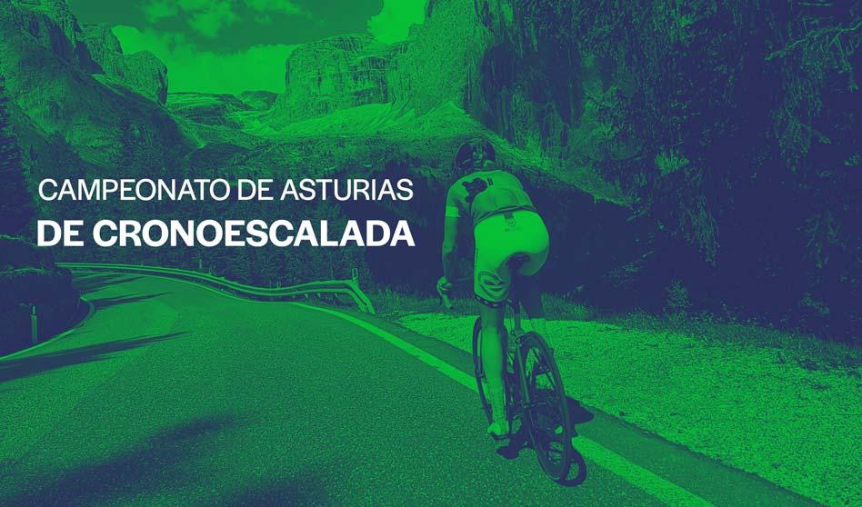 Inscripciones abiertas para el Campeonato de Asturias de Cronoescalada