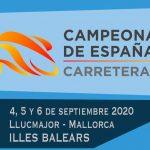 Campeonato de España. Carretera (Júnior y Máster)