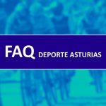 Preguntas y respuestas frecuentes, Deporte Asturiano (29.10.2020)
