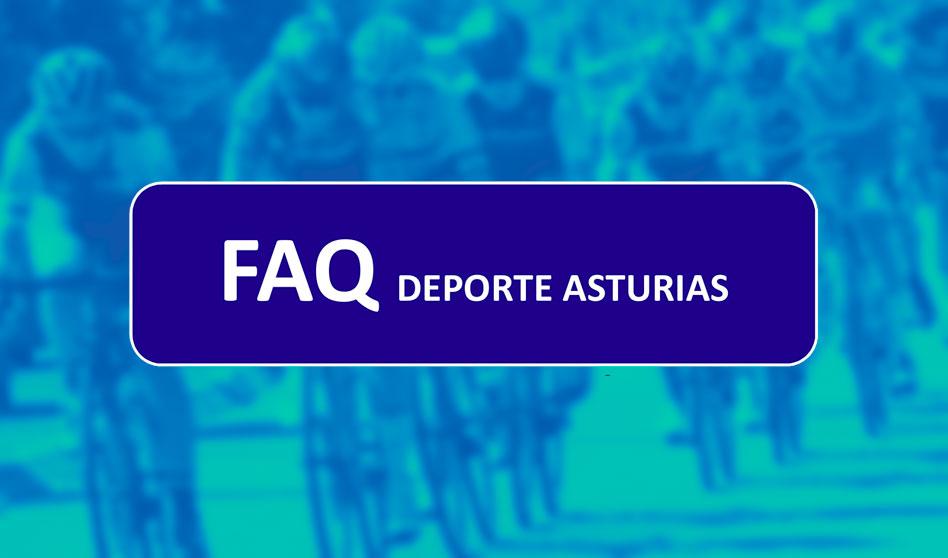 Preguntas y respuestas frecuentes, Deporte Asturiano (11.11.2020)