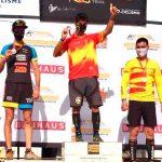 Javi Alonso, campeón de España de Trial Bici (Máster 30)