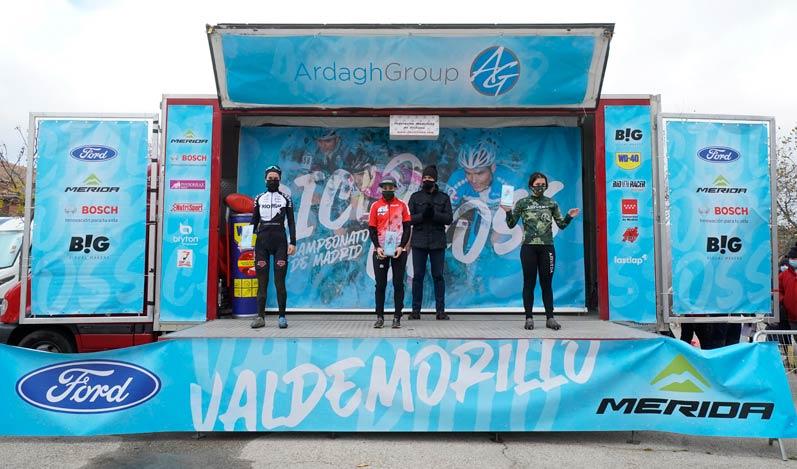 El ciclocross asturiano disputará con muchas opciones la Copa de España en Valencia