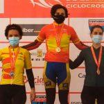 Primera medalla para Asturias en el Nacional de Ciclocross