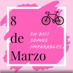 8M, Mujer y ciclismo