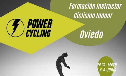 ¿Eres de Asturias y quieres ser instructor de CICLO INDOOR?
