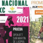 Inscripciones abiertas para el IV Open BTT San Martín de Laspra