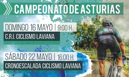 Campeonato de Asturias (C.R.I. y Cronoescalada): inscripciones abiertas