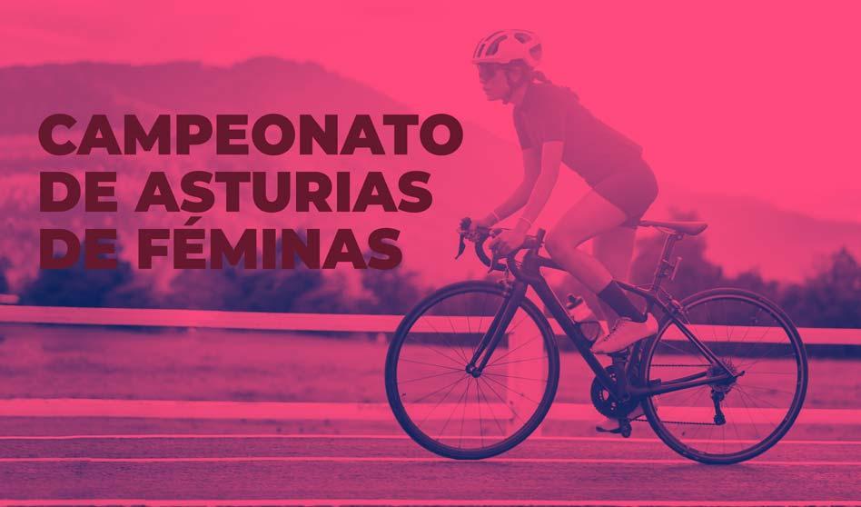 El sábado 10 de julio se corre el Gran Premio El Zinc (Campeonato de Asturias de féminas): inscripciones