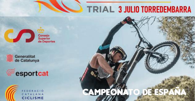 Campeonato de España de Trial