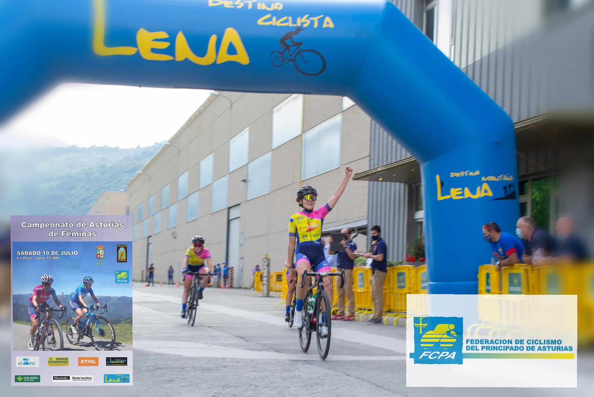 campeona de asturias