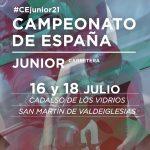 CAMPEONATOS DE ESPAÑA DE JUNIORS Y DE DEPORTE ESCOLAR